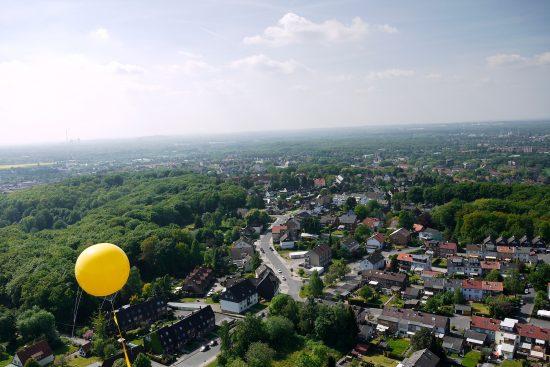 Schachtzeichen Ruhrgebiet 1 by Frank Bock.